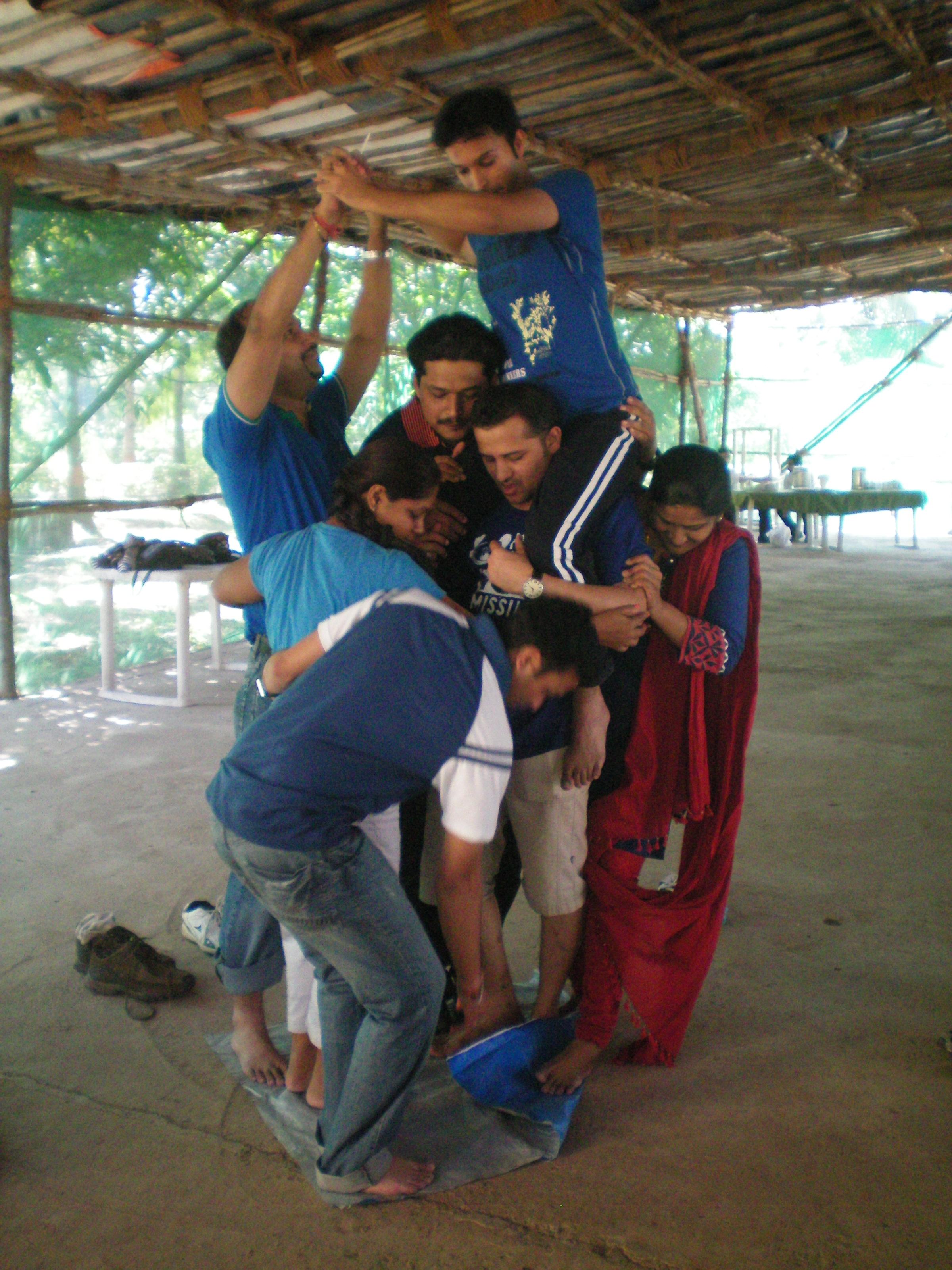 Offsite Team Building Training